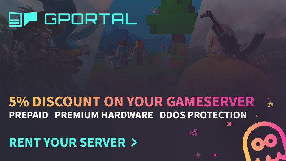 Premium Prepaid Game Servers and Hosting
